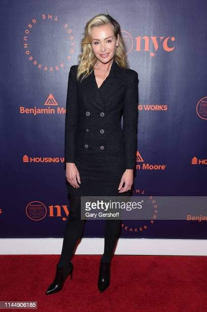 Actress Portia de Rossi attends the Housing Works' Groundbreaker Awards Dinner 2019 on April 24, 2019 in New York City.