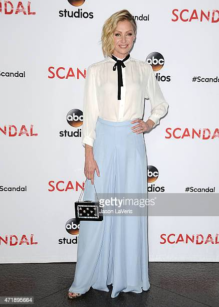 Actress Portia de Rossi attends the Scandal ATAS event at Directors Guild Of America on May 1 2015 in Los Angeles California