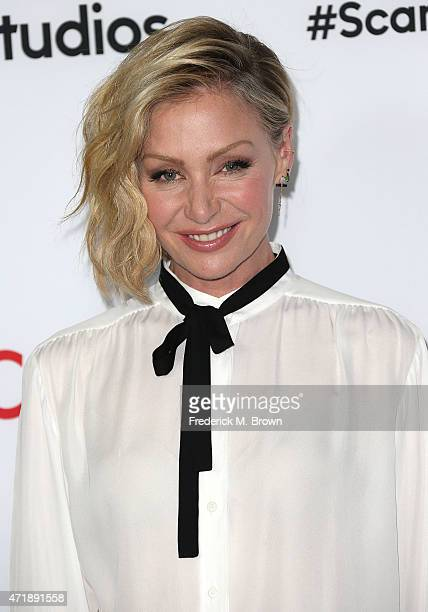 Actress Portia de Rossi attends the 'Scandal' ATAS event at the Directors Guild of America on May 1 2015 in Los Angeles California