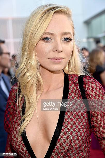Actress Portia Doubleday attends the Television Academy's 70th Anniversary Gala on June 2 2016 in Los Angeles California