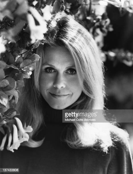Actress poses for a portrait circa 1972 in Los Angeles California