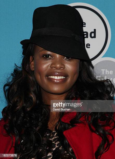 Actress Pretty Yende attends the Opening Night of Henry VIII At The Broad Stage at The Broad Stage on September 27 2013 in Santa Monica California