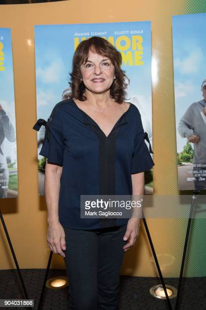 Actress Priscilla Lopez attends the Humor Me Screening at SVA Theater on January 11 2018 in New York City