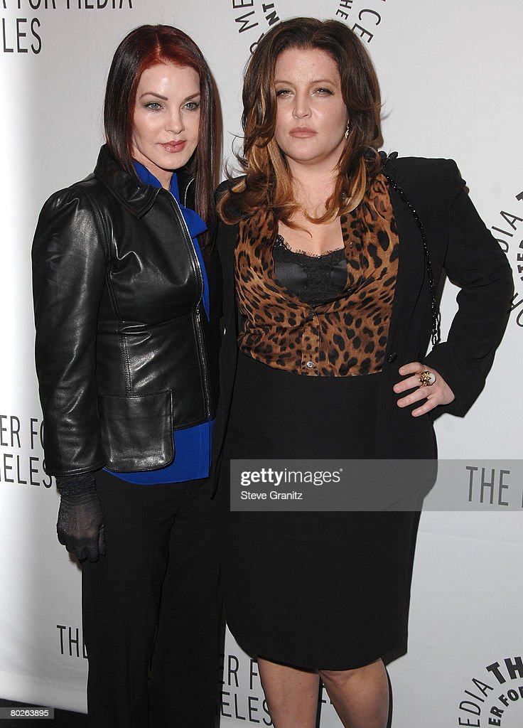 The 25th Paley TV Festival - Elvis 68 Comeback Special - Arrivals : News Photo