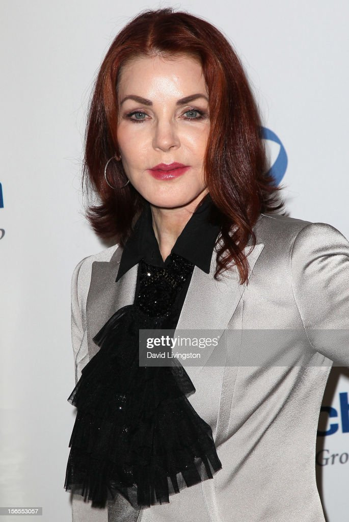 Actress Priscilla Presley attends the Dream Foundation's 11th Annual Celebration of Dreams at Bacara Resport and Spa on November 16, 2012 in Santa Barbara, California. Dream Foundation is a national organization that serves the final wishes of adults - and their families - facing life-threatening illness.