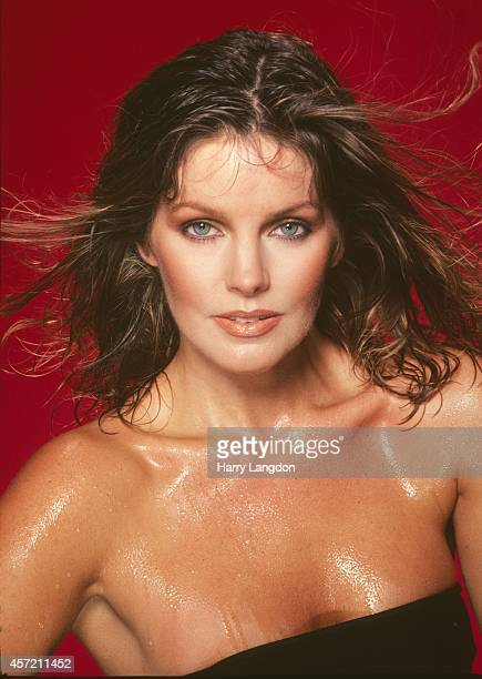 Actress Priscillla Presley poses for a portrait in 1982 in Los Angeles California