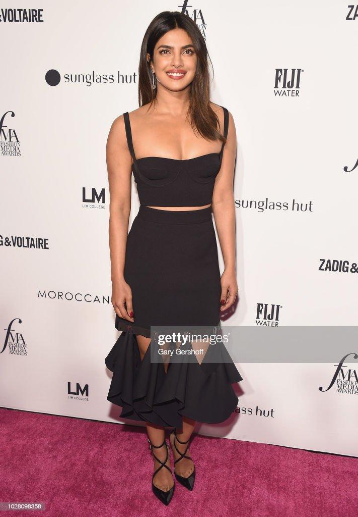 Daily Front Row's 2018 Fashion Media Awards : News Photo