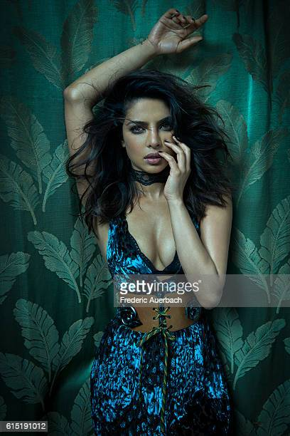 Actress Priyanka Chopra is photographed for Flaunt Magazine on May 24 2016 in Los Angeles California
