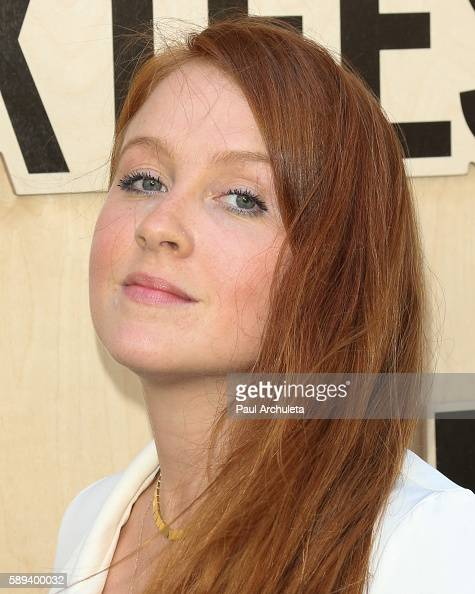 Actress / Producer Elizabeth Wood attends 'Morris From America' and ...