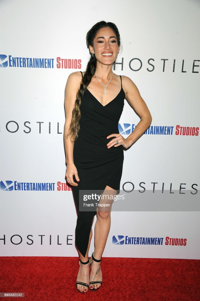 "Premiere Of Entertainment Studios Motion Pictures' ""Hostiles"" - Arrivals"