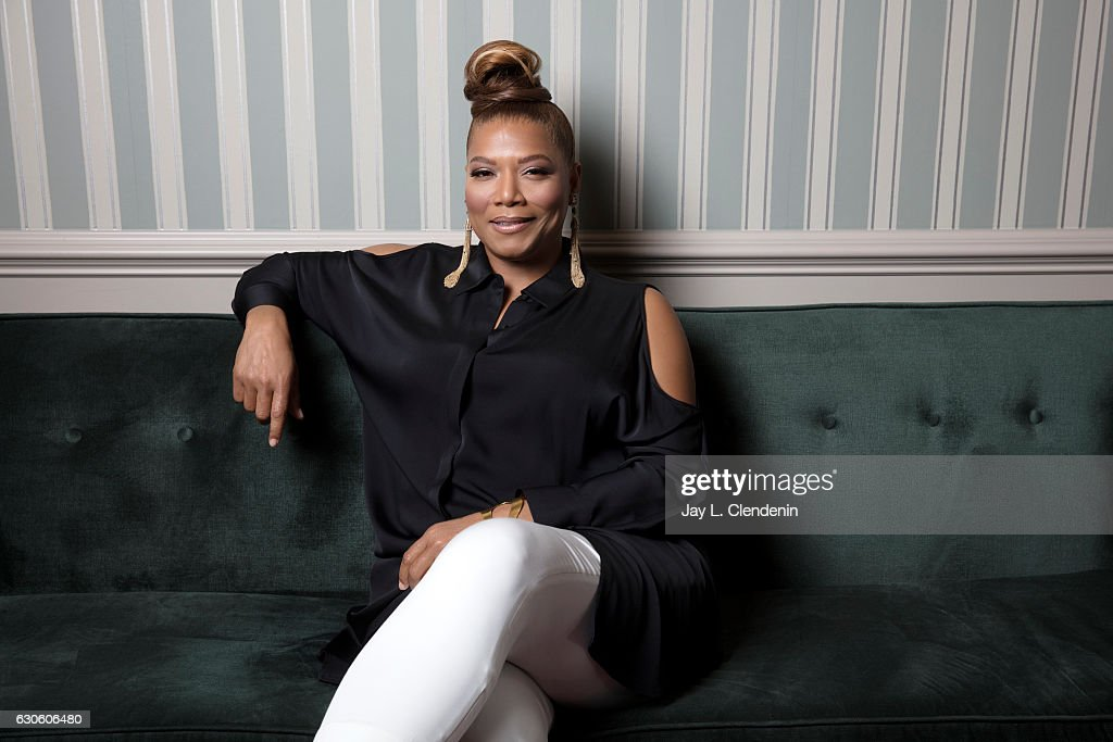 Lee Daniels and Queen Latifah, Los Angeles Times, December 14, 2016
