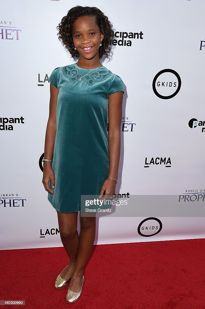 "Screening Of GKIDS' ""Kahlil Gibran's The Prophet"" - Arrivals"