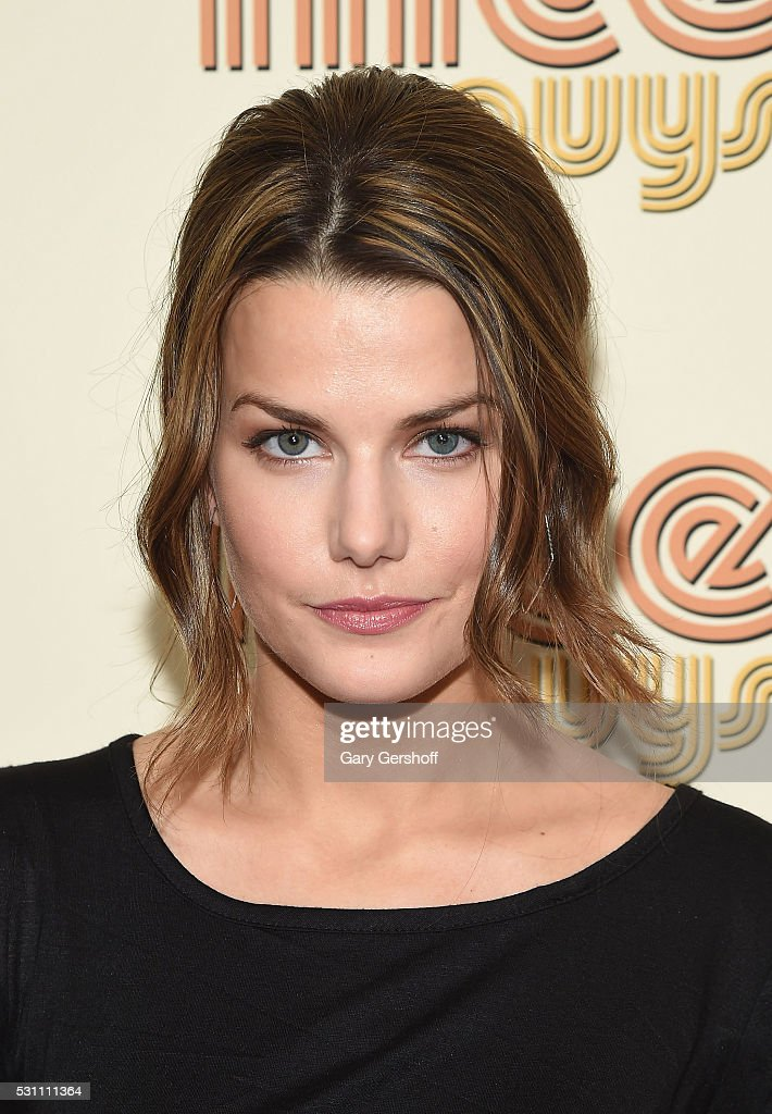 Actress Rachael Emrich attends 'The Nice Guys' New York screening at Metrograph on May 12, 2016 in New York City.