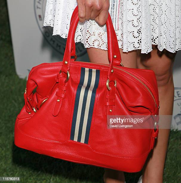 Actress Rachael Kemery attends the launch party for Tommy Hilfiger's Prep World Pop Up House at The Grove on June 9 2011 in Los Angeles California