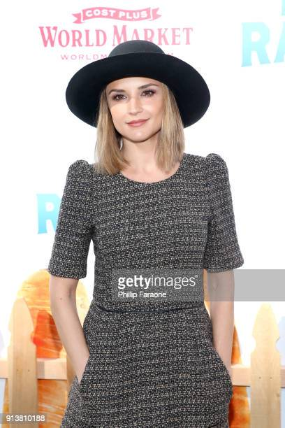Actress Rachael Leigh Cook attends the premiere of 'Peter Rabbit' sponsored by Cost Plus World Market at The Grove on February 3 2018 in Los Angeles...