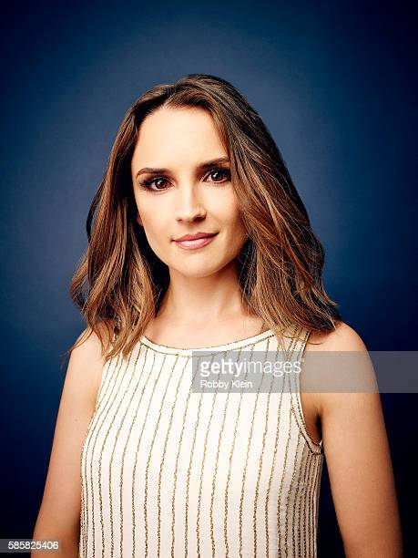 Actress Rachael Leigh Cook is photographed at the Hallmark Channel Summer 2016 TCA's on July 27 2016 in Los Angeles California