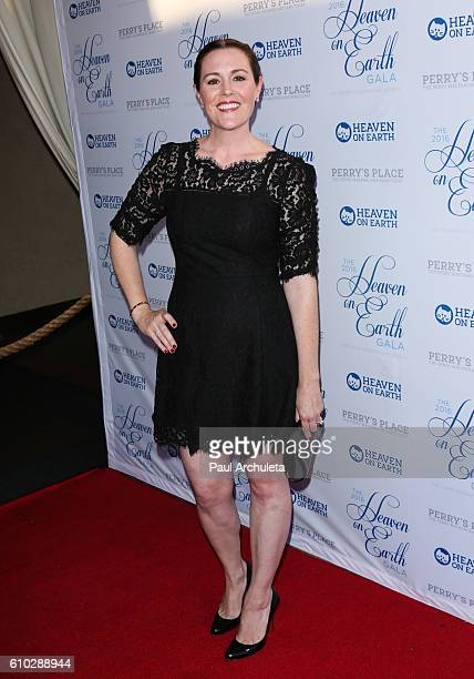 Actress Rachael MacFarlane attends the 2016 Heaven On Earth Gala at The Garland on September 24 2016 in North Hollywood California