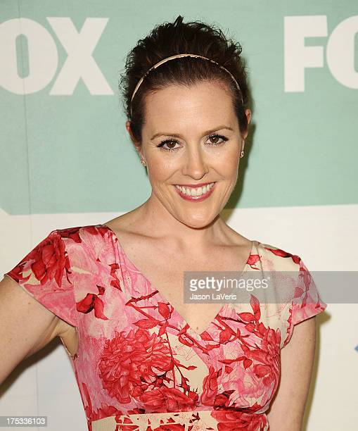 Actress Rachael MacFarlane attends the FOX All-Star Party on August 1, 2013 in West Hollywood, California.