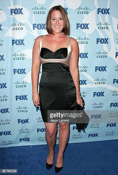 Actress Rachael MacFarlane attends the Fox fall eco-casino party at The London on September 8, 2008 in West Hollywood, California.