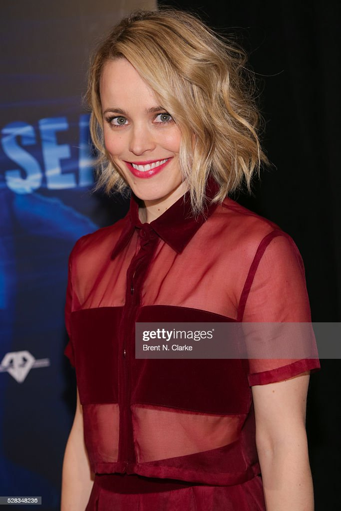 "Rachael McAdams Hosts Screening Of ""Sonic Sea"""