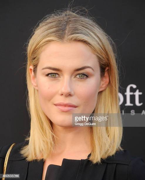 Actress Rachael Taylor arrives at the Los Angeles premiere of 'The Rover' at Regency Bruin Theatre on June 12 2014 in Los Angeles California