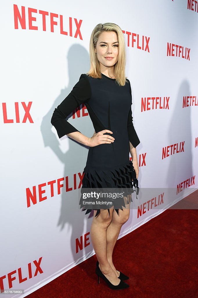"Netflix Original Series' ""Marvel's Jessica Jones"" FYC Screening And Q&A - Red Carpet"