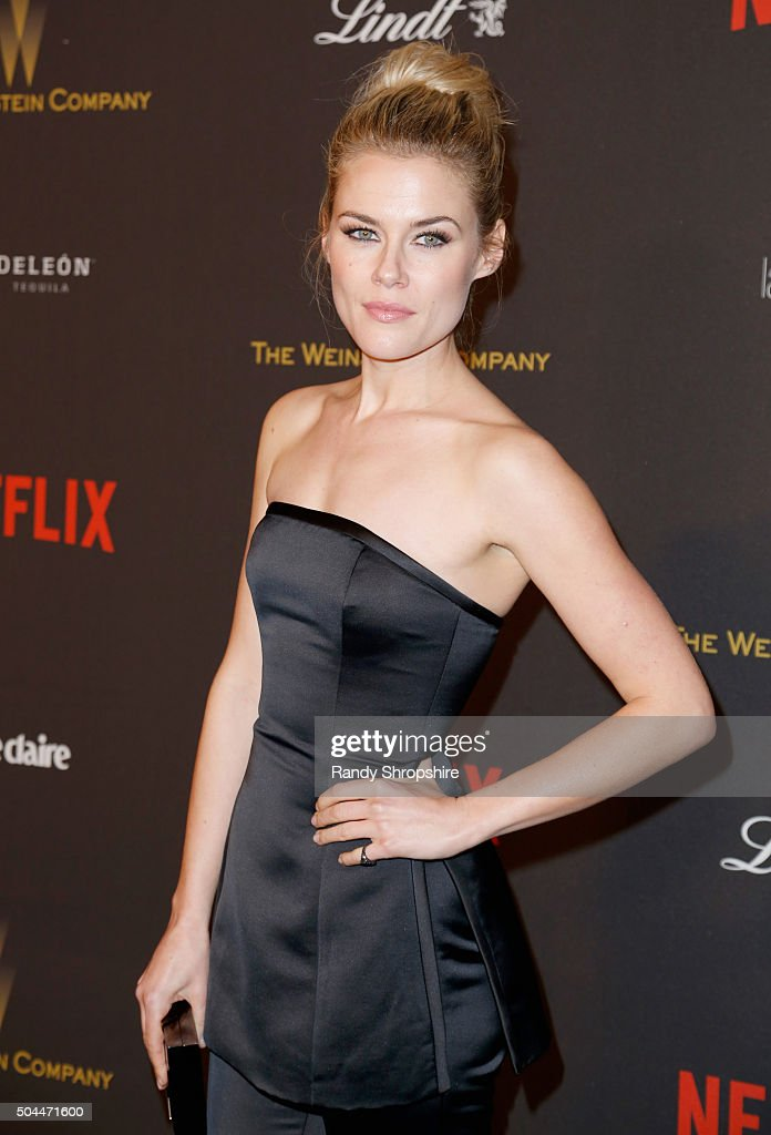 2016 Weinstein Company And Netflix Golden Globes After Party - Arrivals