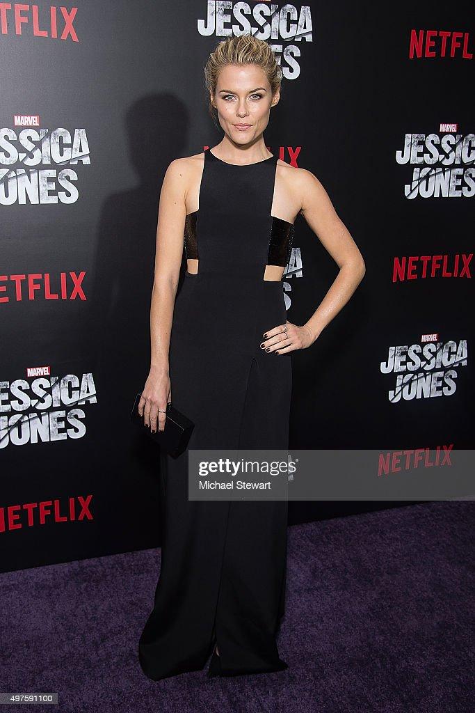"""Jessica Jones"" Series Premiere"