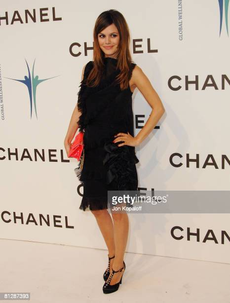 """Actress Rachel Bilson arrives at """"Chanel Celebrates New Concept Boutique on Robertson"""" at Chanel on May 29, 2008 in Beverly Hills, California."""