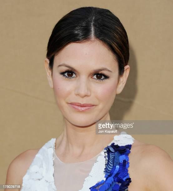Actress Rachel Bilson arrives at the 2013 Television Critic Association's Summer Press Tour CBS The CW Showtime Party at The Beverly Hilton Hotel on...
