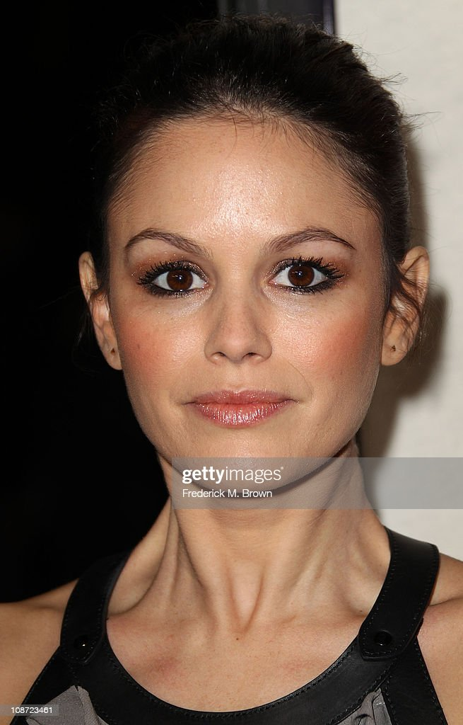 Actress Rachel Bilson attends the premiere of 'Waiting For Forever' at The Pacific Theatres at the Grove on February 1, 2011 in Los Angeles, California.