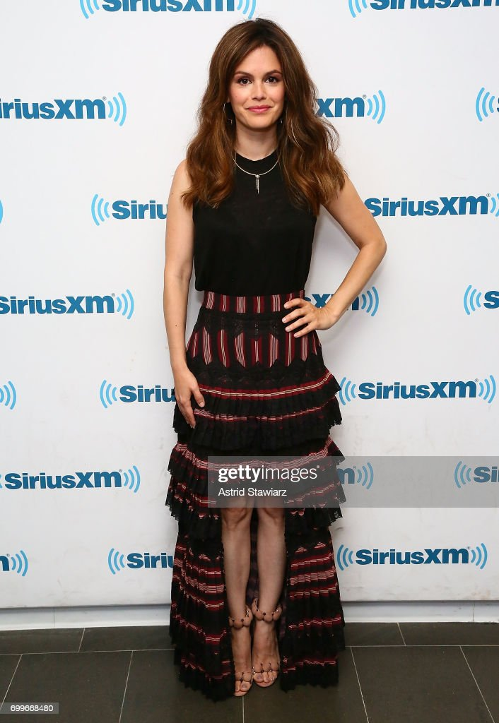 Celebrities Visit SiriusXM - June 22, 2017