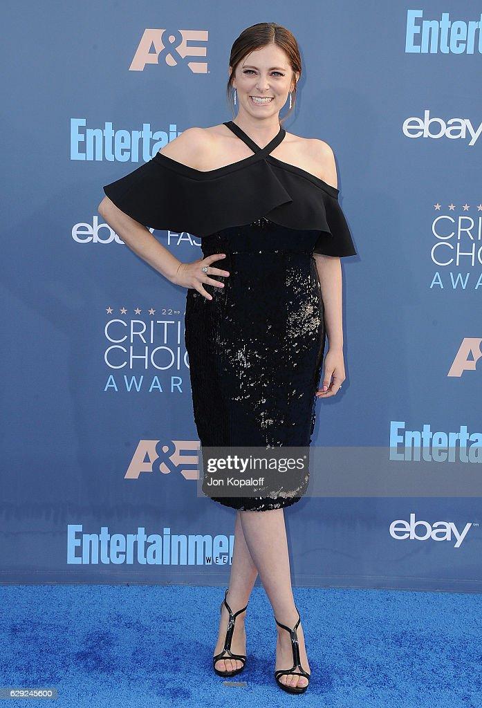 The 22nd Annual Critics' Choice Awards - Arrivals : Nachrichtenfoto