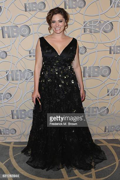 Actress Rachel Bloom attends HBO's Official Golden Globe Awards After Party at Circa 55 Restaurant on January 8 2017 in Beverly Hills California
