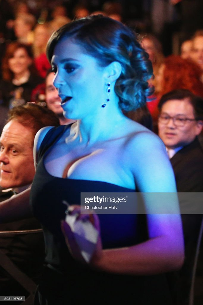 The 21st Annual Critics' Choice Awards - Backstage And Audience : News Photo