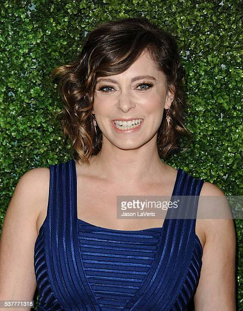 Actress Rachel Bloom attends the 4th annual CBS Television Studios Summer Soiree at Palihouse on June 2 2016 in West Hollywood California