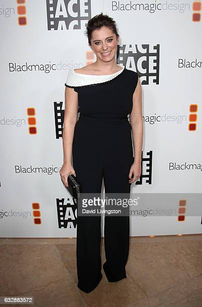 Actress Rachel Bloom attends the 67th Annual ACE Eddie Awards at The Beverly Hilton Hotel on January 27 2017 in Beverly Hills California