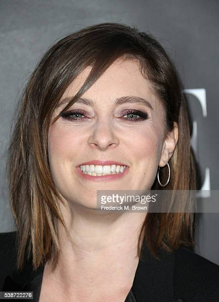 Actress Rachel Bloom attends the Women In Comedy event with July cover stars Leslie Jones Melissa McCarthy Kate McKinnon and Kristen Wiig hosted by...