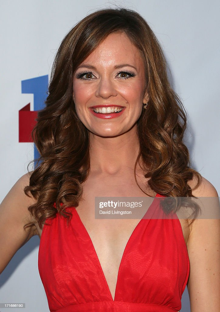 Actress Rachel Boston attends the premiere of 'The Hot Flashes' at ArcLight Cinemas on June 27, 2013 in Hollywood, California.