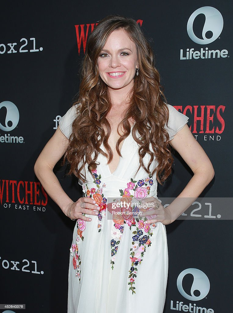 Actress Rachel Boston Attends Witches Of East End Season 2 Premiere News Photo Getty Images