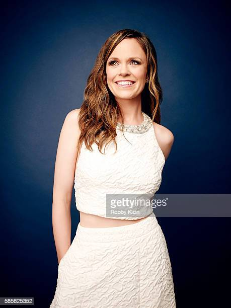 Actress Rachel Boston is photographed at the Hallmark Channel Summer 2016 TCA's on July 27, 2016 in Los Angeles, California.