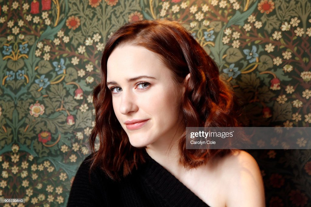 Rachel Brosnahan, Los Angeles Times, December 28, 2017