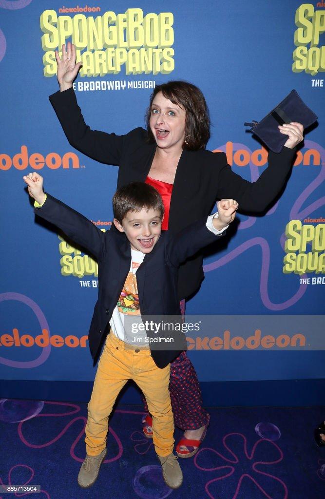 """Spongebob Squarepants"" Broadway Opening Night - Arrivals & Curtain Call"