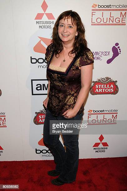 Actress Rachel Dratch arrives at the premiere of Harold at the 62nd and Broadway Cinema on April 30 2008 in New York City