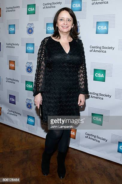 Actress Rachel Dratch attends 31st Annual Artios Awards at Hard Rock Cafe Times Square on January 21 2016 in New York City