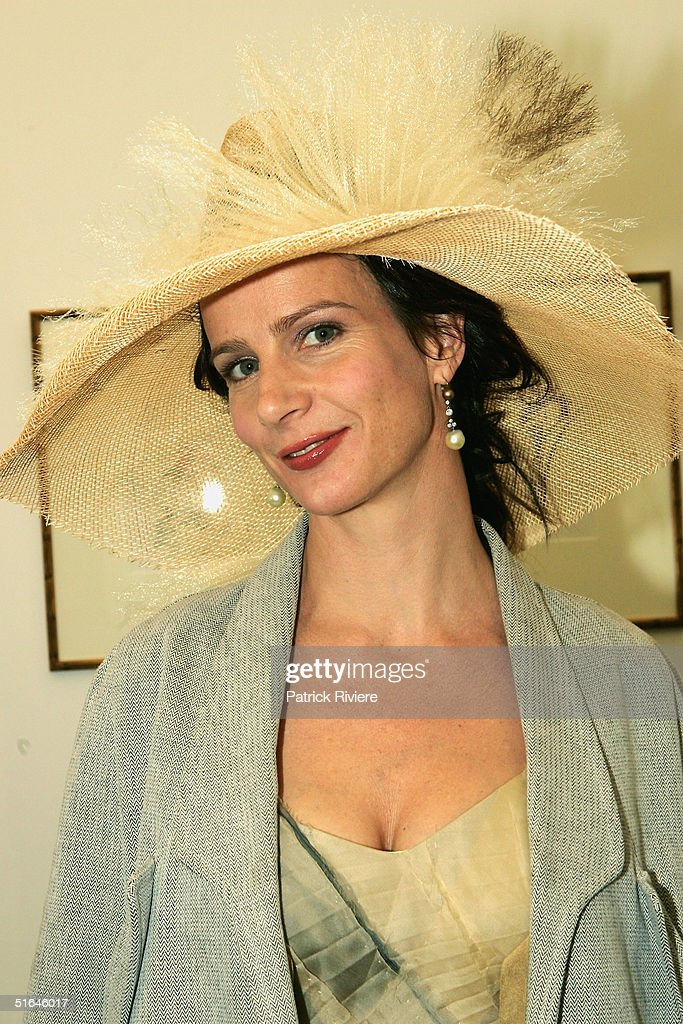 Celebrities At The Melbourne Cup : News Photo