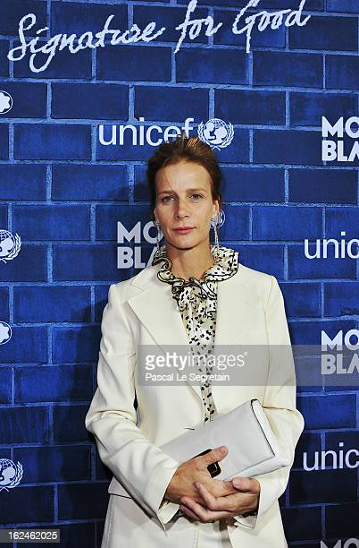 Actress Rachel Griffiths attends a PreOscar charity brunch hosted by Montblanc and UNICEF to celebrate the launch of their new 'Signature For Good...