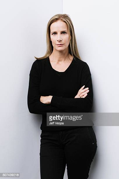 Actress Rachel Griffiths of 'Mammal' poses for a portrait at the 2016 Sundance Film Festival on January 23 2016 in Park City Utah