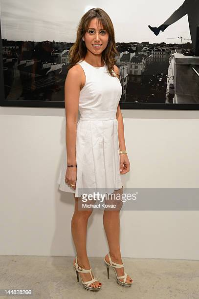 Actress Rachel Heller attends Tyler Shields debut of MOUTHFUL presented by A/X Armani Exchange in support of LOVE IS LOUDER at a Private Studio on...