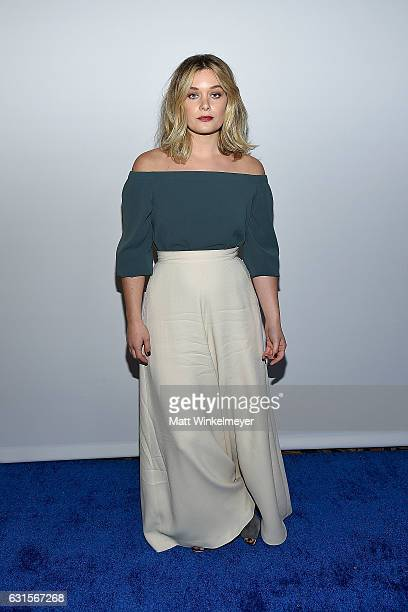 2017 Actress Rachel Keller arrives at the Winter TCA Tour FX Starwalk at Langham Hotel on January 12 2017 in Pasadena California